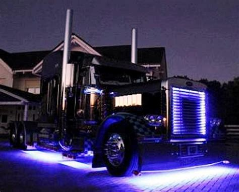 led lights for peterbilt 379 http logisticalmadness com peterbilt lights bad boy
