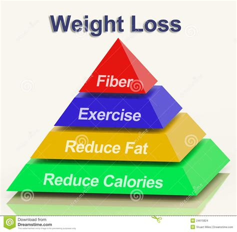 healthy fats zone diet weight loss pyramid showing fiber exercise and