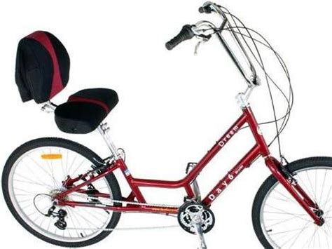 Most Comfortable Bikes by Comfort Bike The Day 6 Tm Semi Recumbent