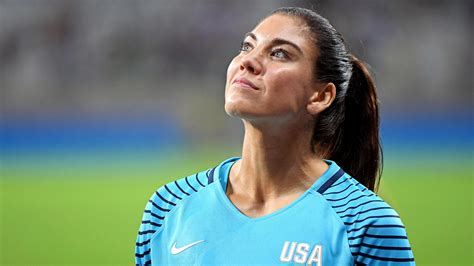 hope solo suspended hope solo suspended for words not actions outkick the