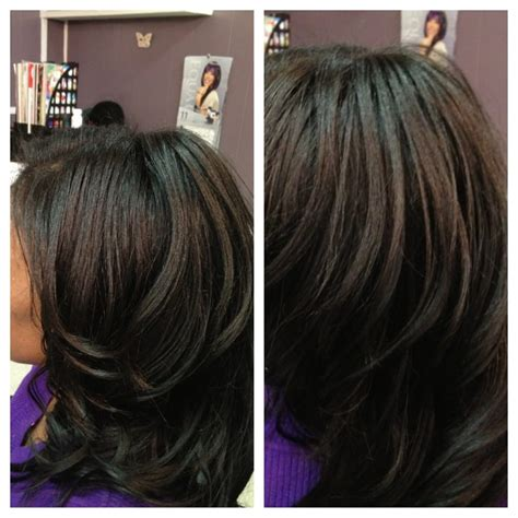 partial sew in weave hairstyles partial sew in weave yelp