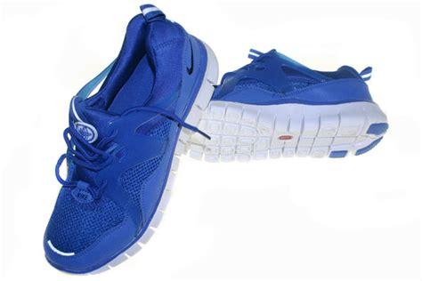 Nike Free 5 0 Biru 1 graha sepatu olah raga nike free run 2 biru