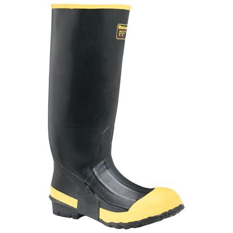 s lacrosse 174 16 quot premium steel toe steel midsole knee