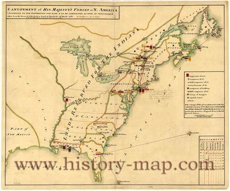 interactive map of colonial america colonial map of united states the united states 13