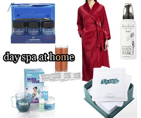 spa day at home travel food fashion