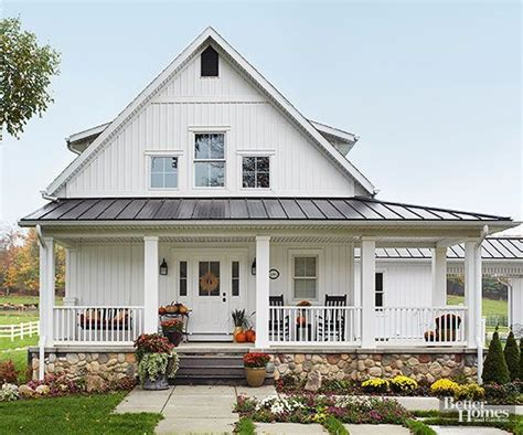 farmhouse house plans with porches the modern farmhouse 12 style trends modern farmhouse