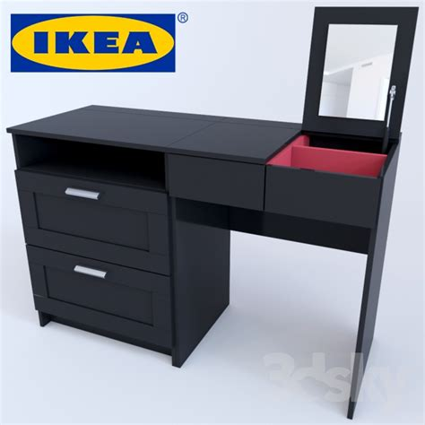 3d models other dressing table commode quot brimnes quot