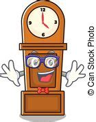 Grandfather Clock Character