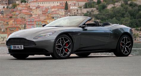 aston martin db volante aston martin db11 volante is it an all athlete