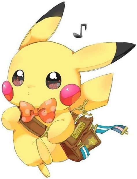 imagenes kawaii pikachu 17 mejores ideas sobre pikachu en pinterest fotos de