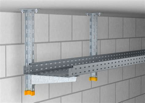 Ceiling Cable Tray Mounting Aid Cable Tray System Rksm