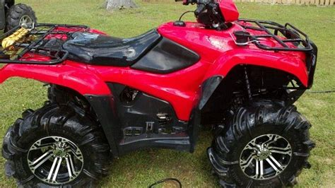 2012 Honda Foreman 500 4x4 $6,500 Possible trade