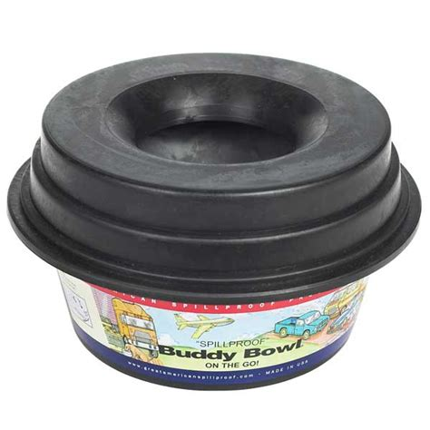 spill proof bowl the spot no spill waterer country supply
