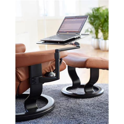 stressless computer table review stressless personal computer table from 595 00 by