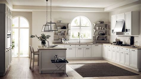 11 custom kitchens inspired by the shabby chic trend