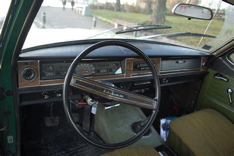 Upholstery Dashboard by Gaz 24 Volga 1979 Interior Dashboard 375082