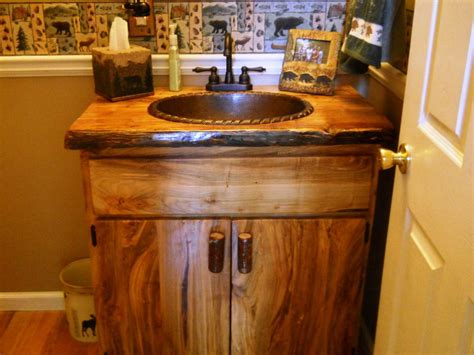 cheap rustic bathroom vanities � home furniture and decor