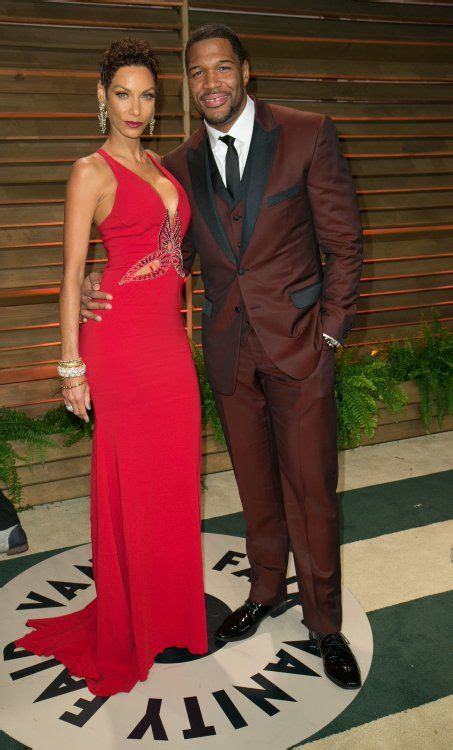 are nicole murphy michael strahan eloping 40 best images about nicole murphy and her swagg on