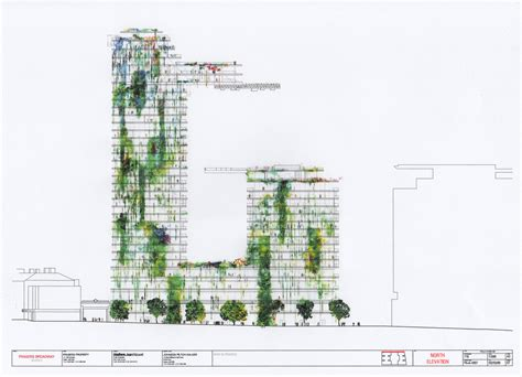 sustainable apartment plans and elevations one central park sydney vertical garden patrick blanc