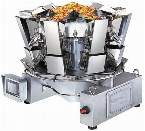 food packaging machine 4 14 heads pg china