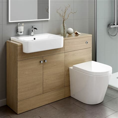 Toilet And Sink Vanity Units by Bathroom Vanity Toilet Units Burlington Olive 650mm