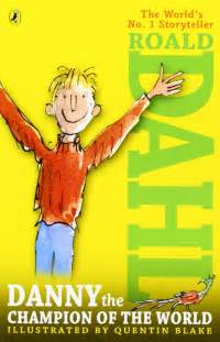 danny the champion of the world cover roald dahl fans