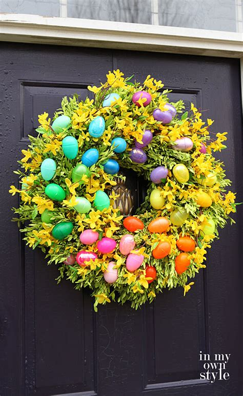 spring wreaths 2017 26 best easter wreath ideas and designs for 2018