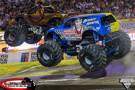 Las Vegas Nevada Monster Jam World Finals Xvi Racing