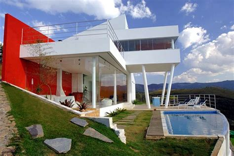 Modern House Design Mountain Home Modern Mountain Home Design By Ulisses Morato Freshome