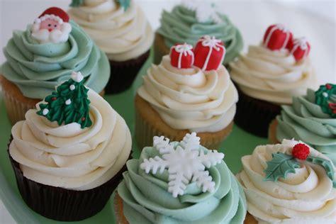 cupcake christmas cupcakes