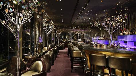 Luxury Dining Tokyo Peter: The Bar at The Peninsula Tokyo