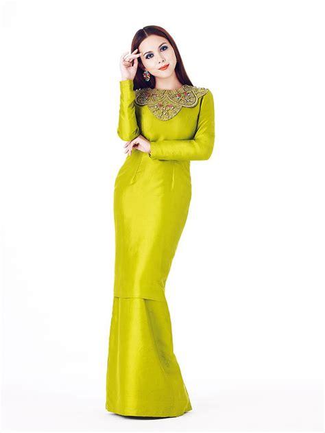 Baju Kemeja Crepe Print Des de 93 b 228 sta fesyen trend terkini bilderna p 229 kebaya och mimosas