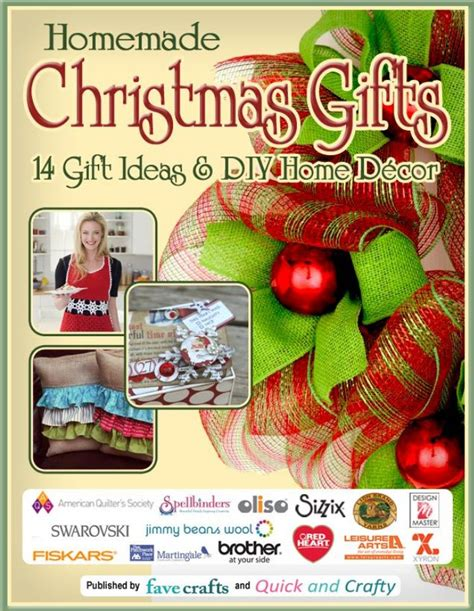 quot 11 diy christmas decorations and gift ideas quot free ebook