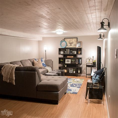 industrial basement modern industrial basement makeover the diy