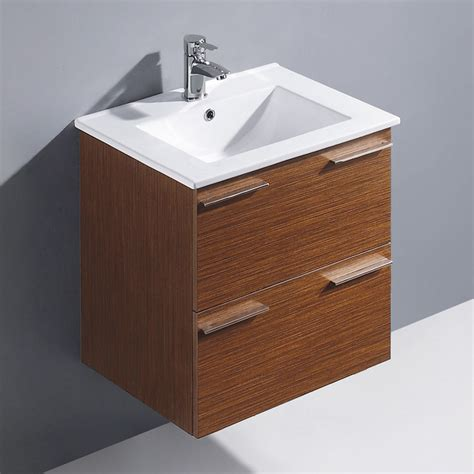 vigo bathroom vanity vigo 24 quot opehelia single bathroom vanity wenge free