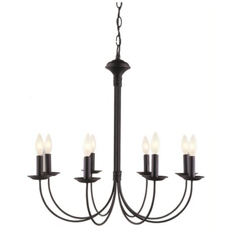Simple Black Chandelier Reader Request Simple Iron Chandelier The Lovely Lifestyle
