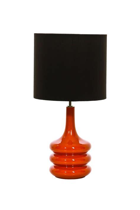 orange table l shade pop orange table l for the harley davidson room for