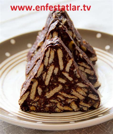 leziz kakaolu kek wwwyemektv yemek tv videolu tarifler 1 mozaik pasta nasıl yapılır videolu