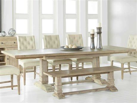 lexington oyster bay    wide rectangular dining
