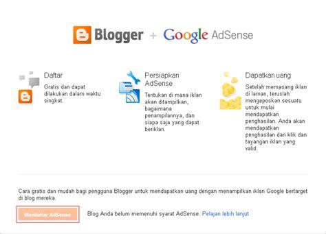 google adsense tutorial español 2015 manfaat menu penghasilan di blogger belajar tutorial cepat