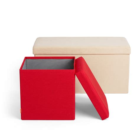 bench box seat store more with poppin s practical seating