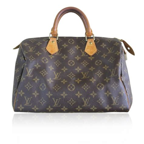 5 Reasons To Buy Louis Vuitton Speedy Bag by Authentic Louis Vuitton Monogram Speedy 30 Handbag Purse