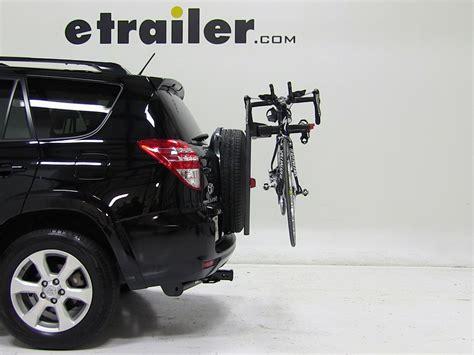 Fj Bike Rack by Toyota Fj Cruiser Yakima Sparetime 2 Bike Carrier Spare