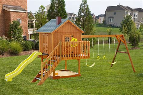 Wooden Swing Sets Childrens Swing Set Toys R Us Playground Set Swingset