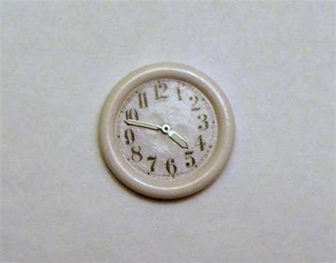 printable dollhouse clock 17 best images about dollhouse miniature clocks on