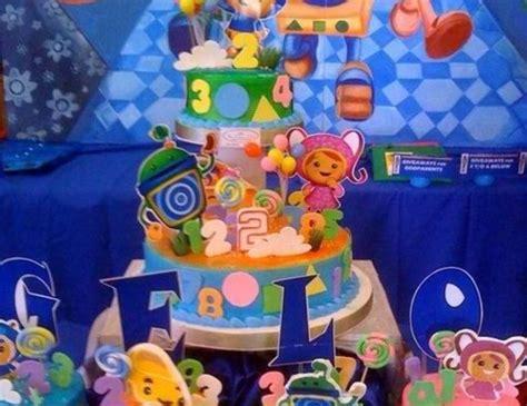 team umizoomi birthday quot gelo s umizoomi 2nd birthday