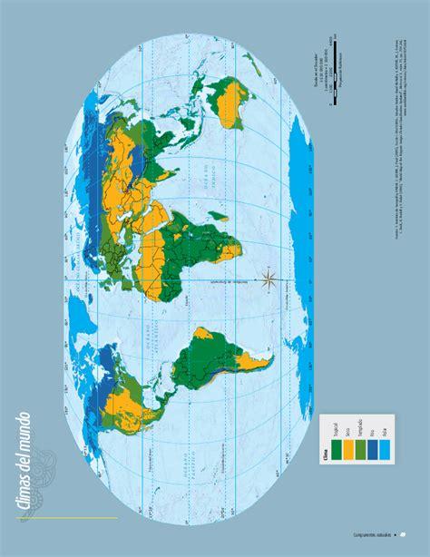 Atlas De Mxico Geografa | quinto atlas de geograf 237 a del mundo13 bloque 2
