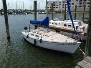 Chrysler 22 Sailboat Chrysler 22 1976 League City Sailboat For Sale
