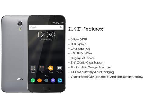 z1 mobile phone lenovo zuk z1 android mobile phone price and
