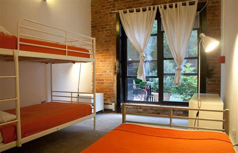 hostels in new york with rooms new york loft hostel new york city new york reviews